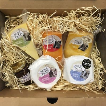 Parlour Made Cheese Gift Box