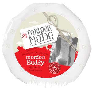 Parlour Made Mordon Ruddy Cheese