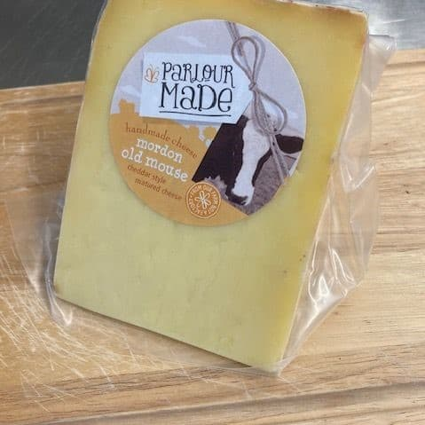 Parlour Made Old Mouse Cheese